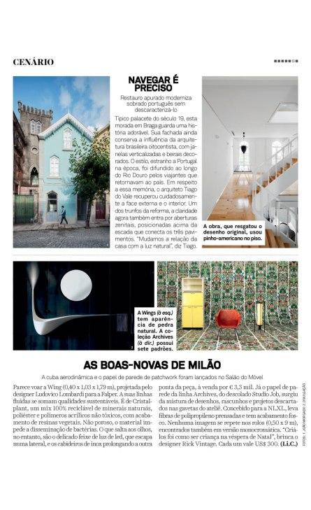 Arquitetura & Construção 325 - Miolo