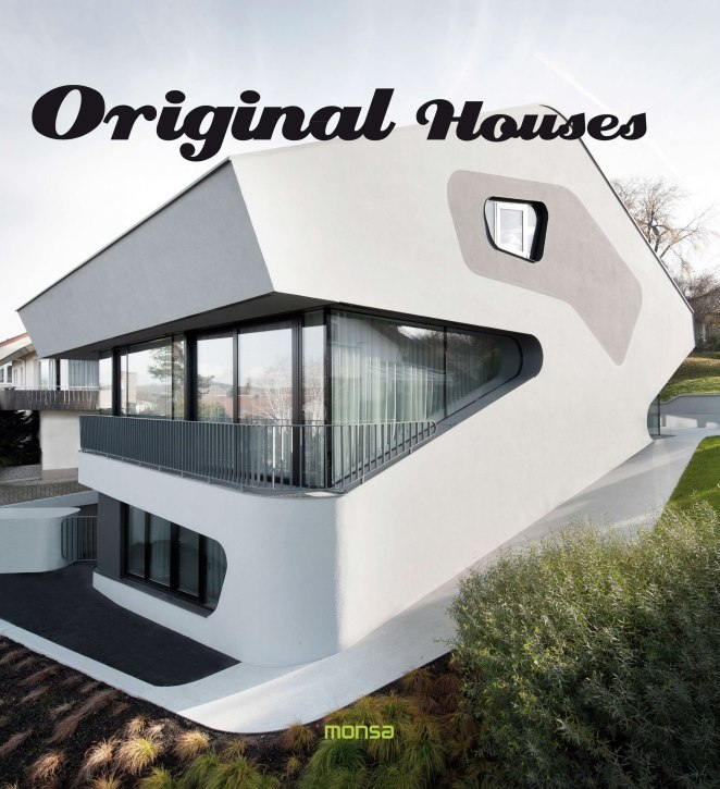 Original Houses, Capa