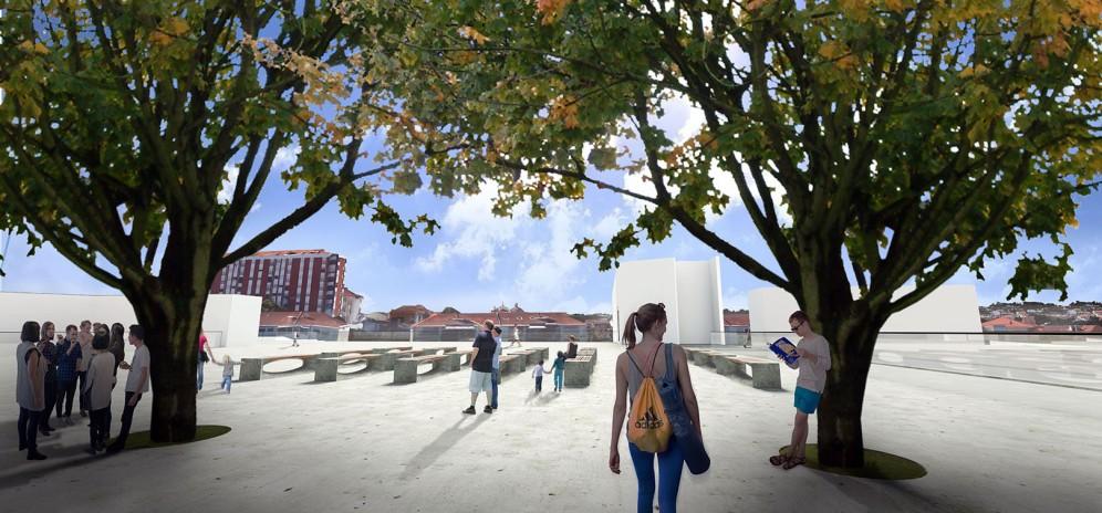 RU098 Praça