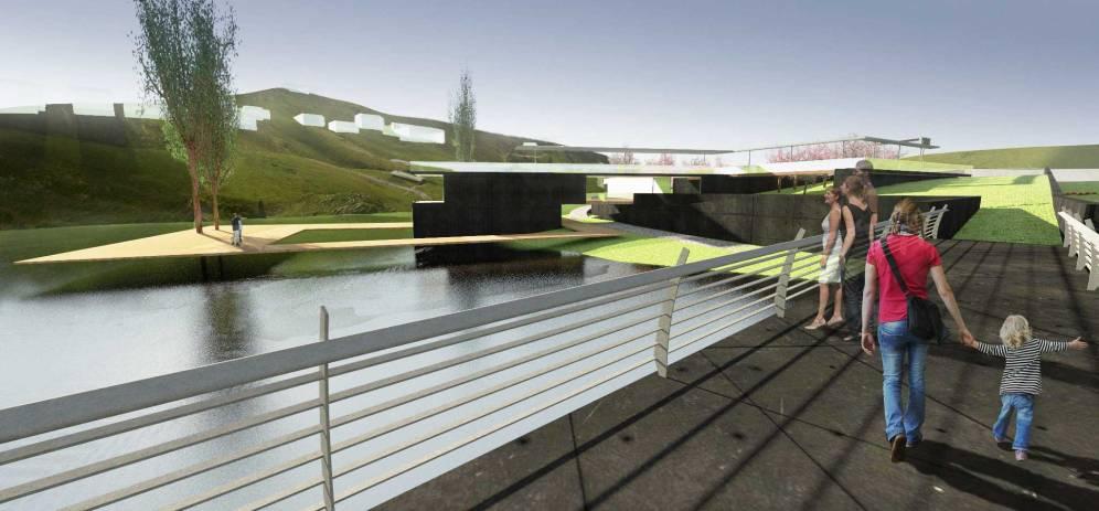 Parque Ribeirinho de Poço Quente, Vizela