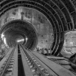 Metro de Moscovo, Construção