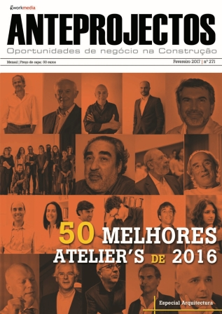 Revista Anteprojectos: do Ensino da ArquitecturaIII