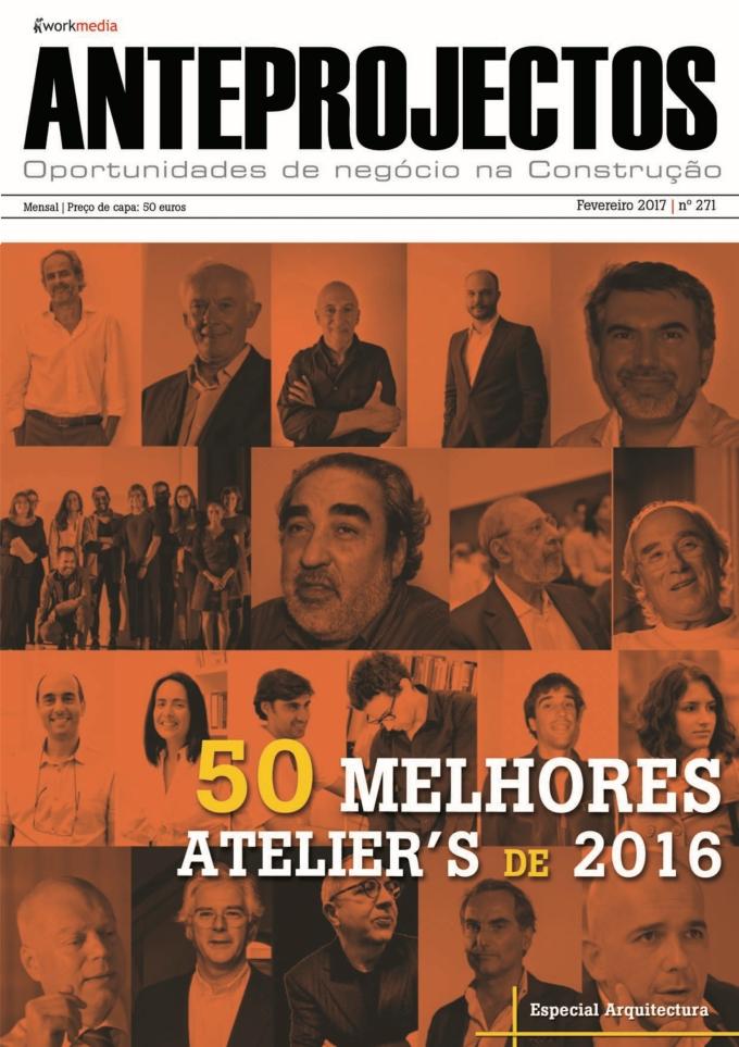 50 Melhores Ateliers de2016