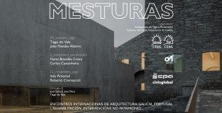 Encontros Internacionais de Arquitectura Galiza-Portugal 2015,Espanha
