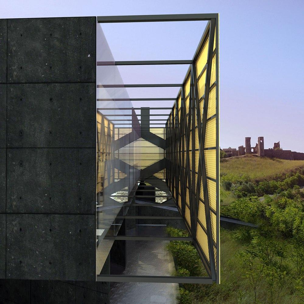 Museo da Cerca, Wall Museum, Destaque