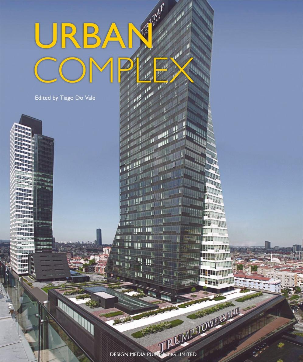 Urban Complex, Capa