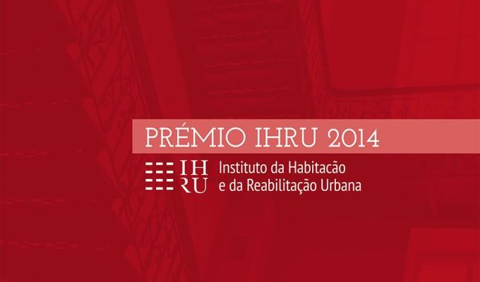 Catálogo Prémio IHRU2014
