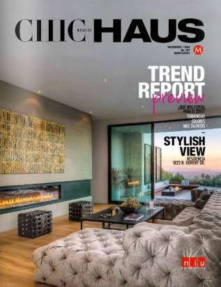 Publicação: Chic Haus Magazine187