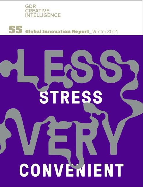 Global Innovation Report 55, Capa