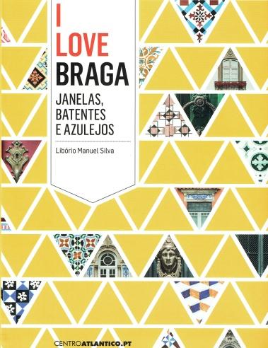 I Love Braga, Capa