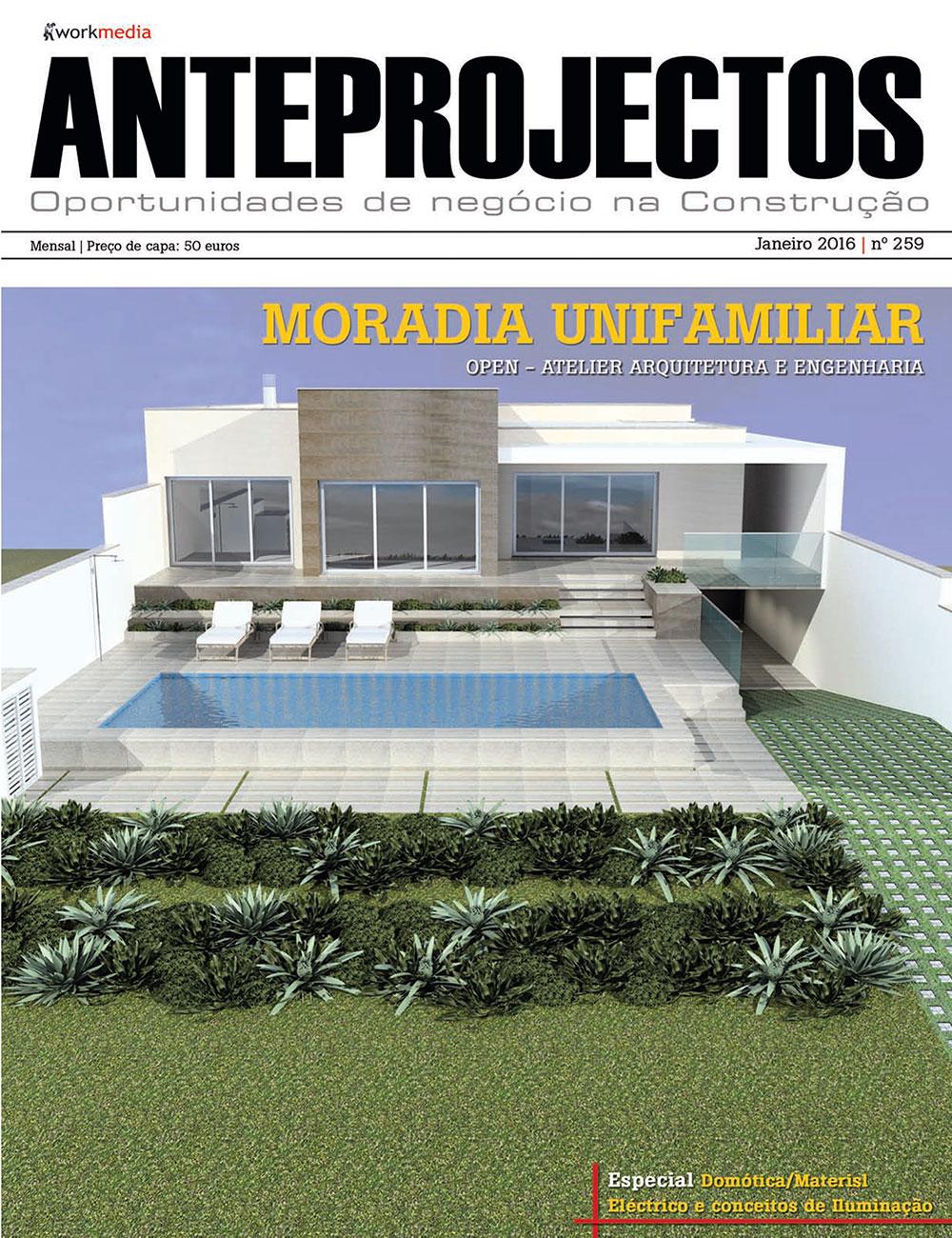 Revista Anteprojectos 259, Destaque