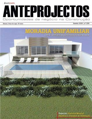 Publicação: Revista Anteprojectos259