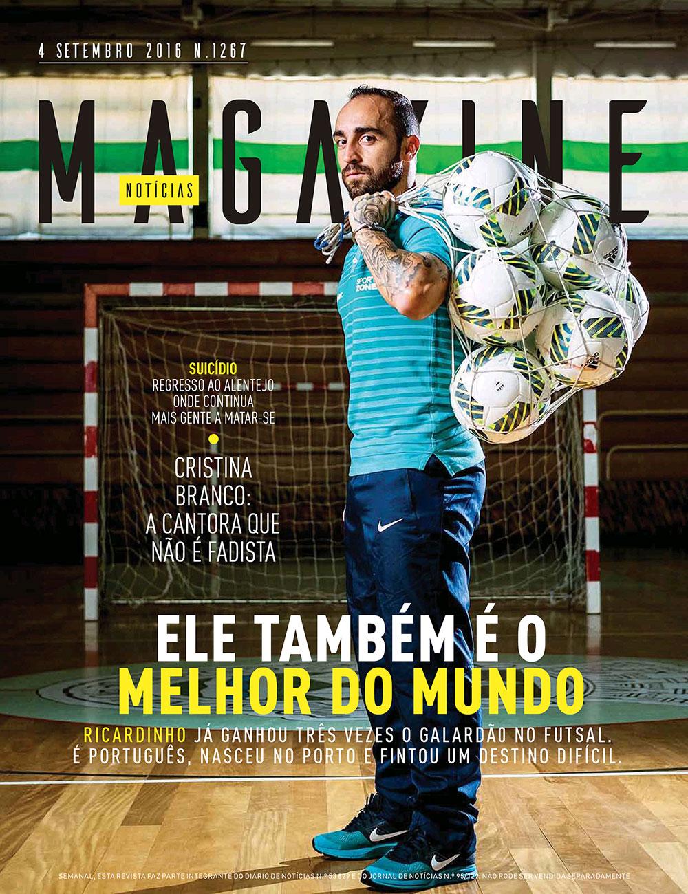 Notícias Magazine 1267, Destaque