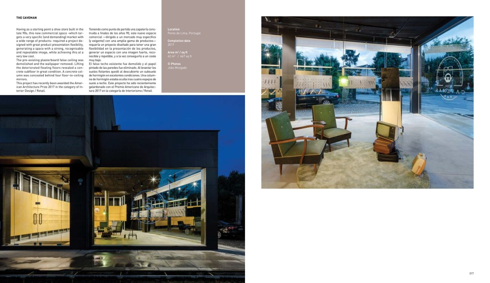 Architecture Today - Commercial Spaces, 316-317