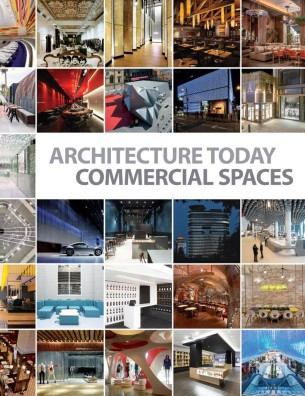 Architecture Today - Commercial Spaces, Capa