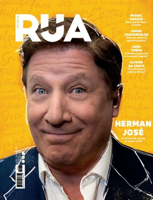 Revista RUA 32, Capa
