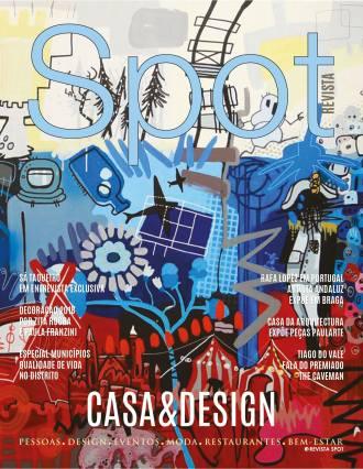 Revista Spot 2017 12, Capa