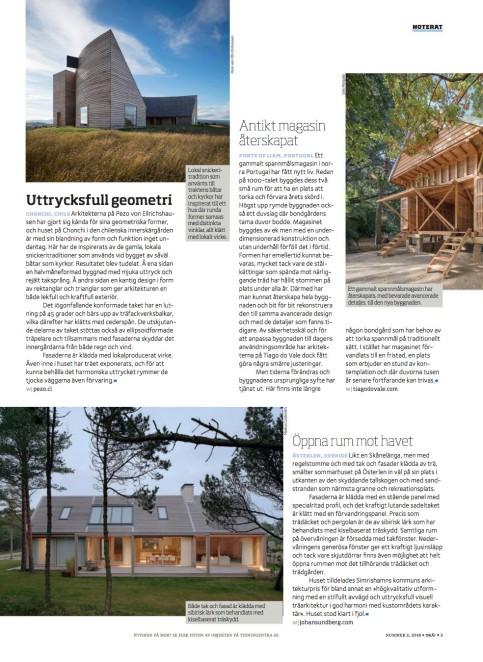 Trä! Magazine 2 2018, 5