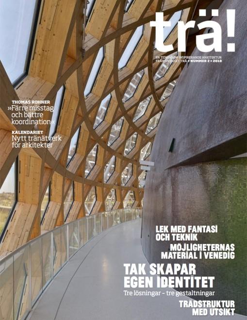 Trä! Magazine 2 2018, Destaque