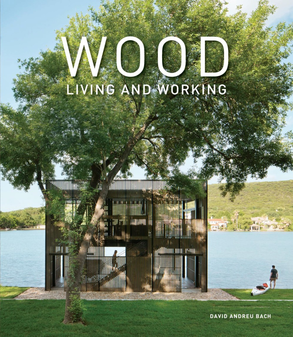 Wood, Living and Working, Capa