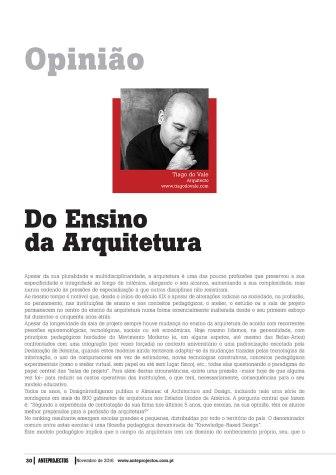 Revista Anteprojectos 269, 30