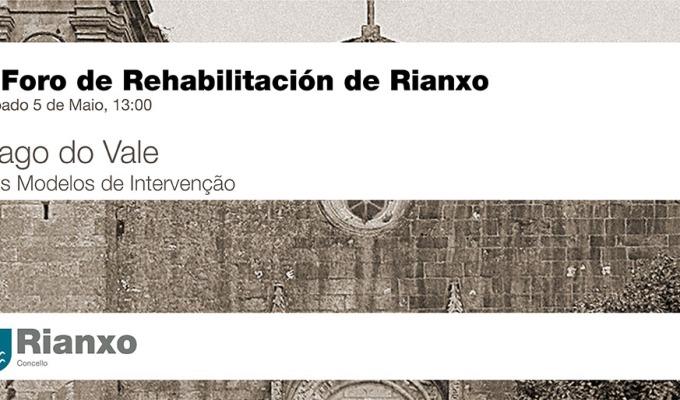V Foro de Reabilitación deRianxo