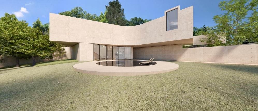 Casa de Fora, Visualização