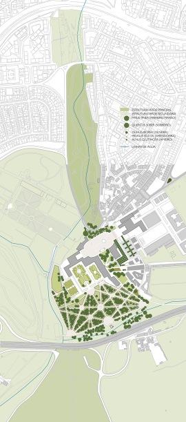 Espaços Verdes e Espaços Públicos