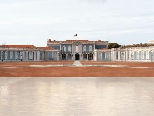 Terreiro do Palácio deQueluz