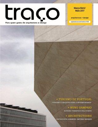 Caderno Traço: Os Arquitectos Precisam deViajar