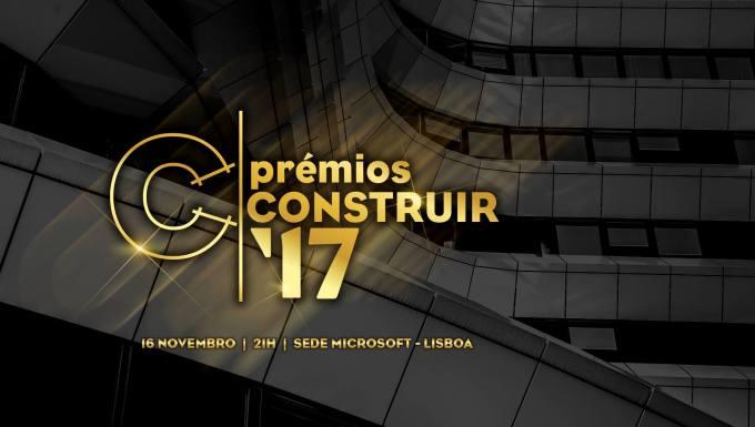 Prémios Construir 2017