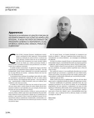 Revista Rua: Apparences