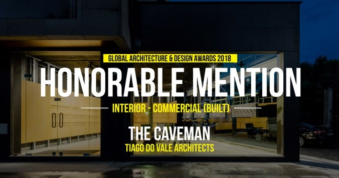 The Caveman, GADA 2018