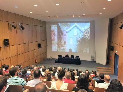Sessão Técnica, Construções em Madeira