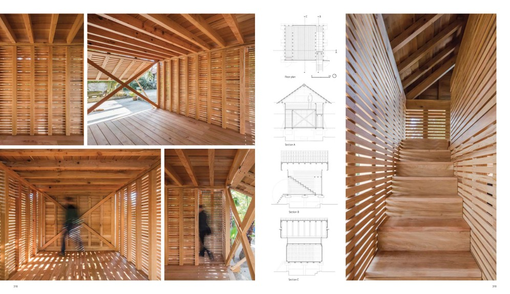 Wood, Architecture Today, 318-319