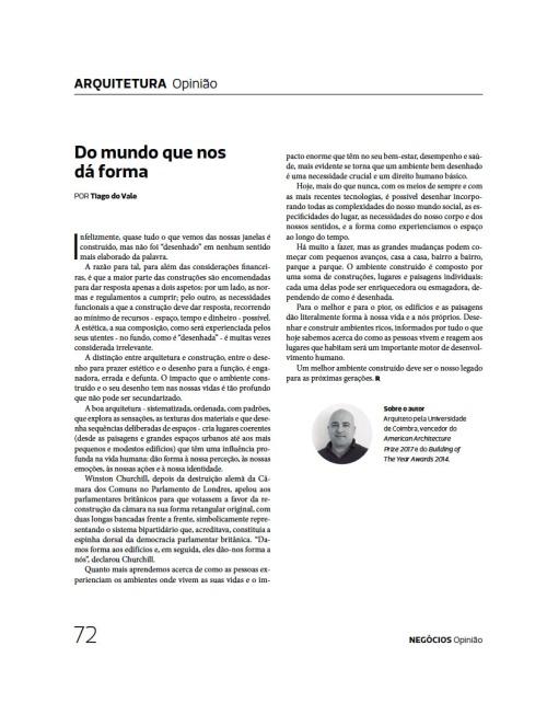 Revista RUA 31, 72