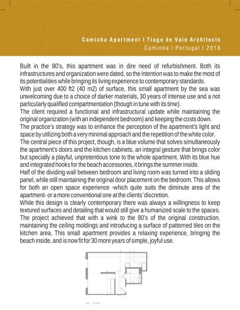 Archipendium 2020, Verso