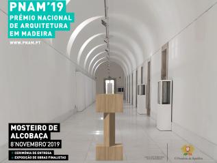 Prémio Nacional de Arquitectura em Madeira2019