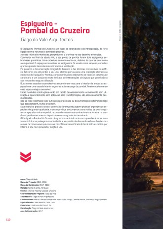 Yearbook Arquitectura 2019, 110