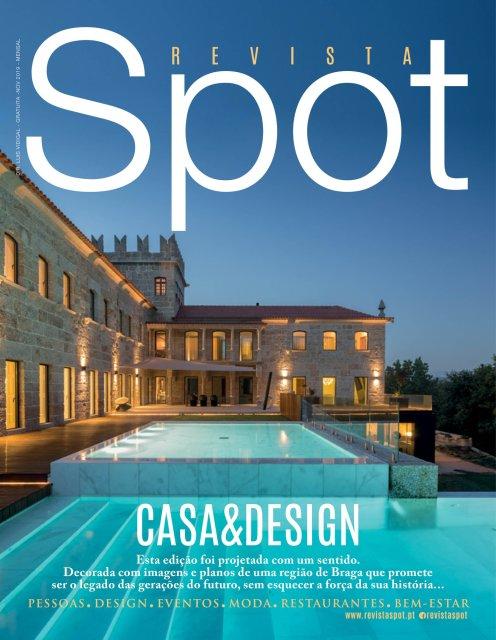 Revista Spot, Capa