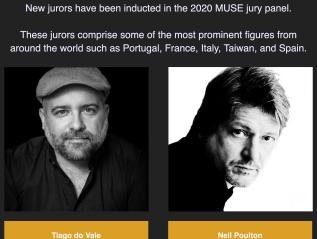 Muse Design Awards 2020,Júri