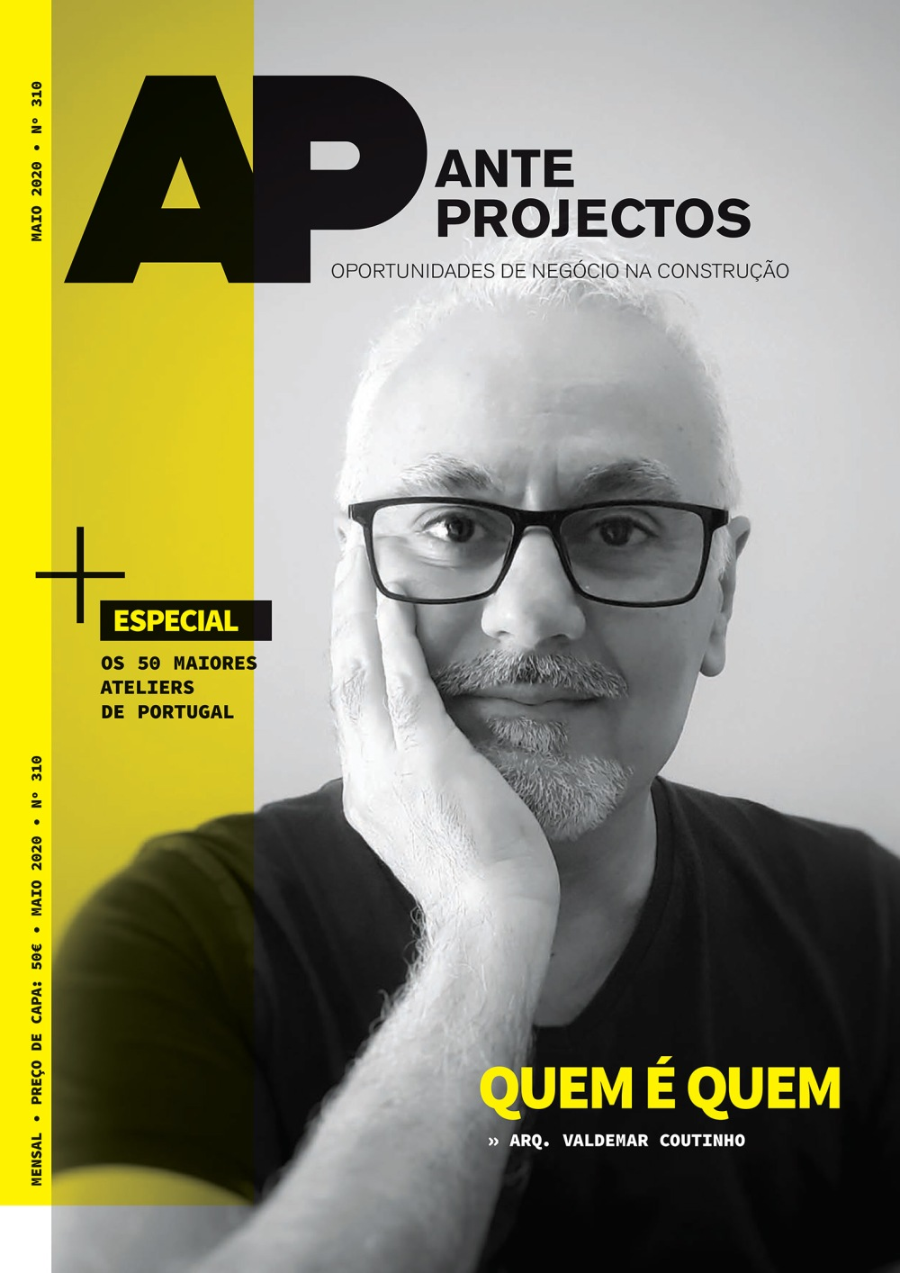 Anteprojectos 310, Capa