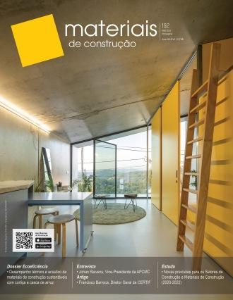 Revista Materiais de Construção 192, Capa